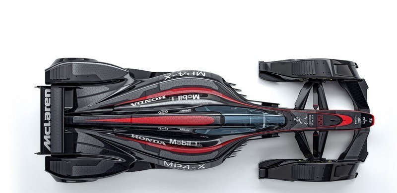 McLaren MP4-X 20