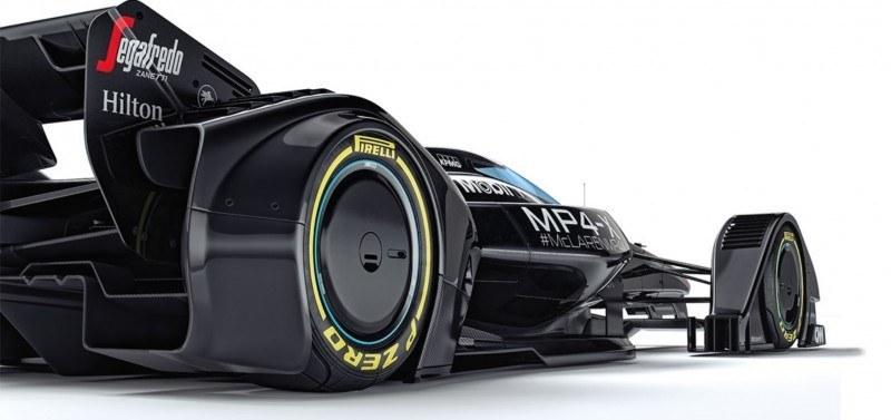 McLaren MP4-X 22