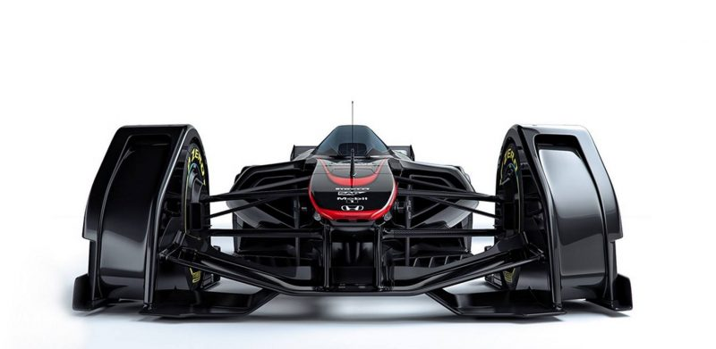 McLaren MP4-X  24