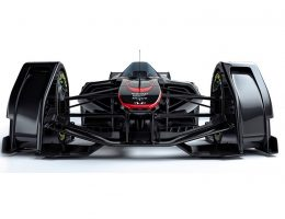 McLaren MP4-X Detailed – Fascinating 2025 F1 Car Prototype Re-imagines Everything