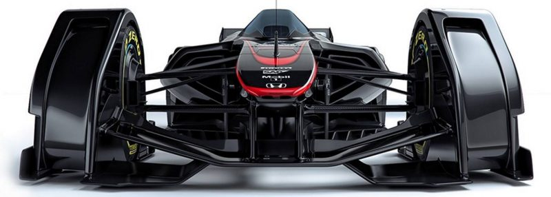McLaren MP4-X  25