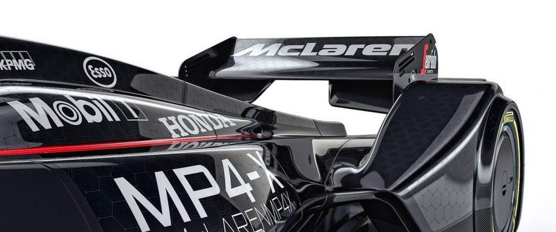McLaren MP4-X 26
