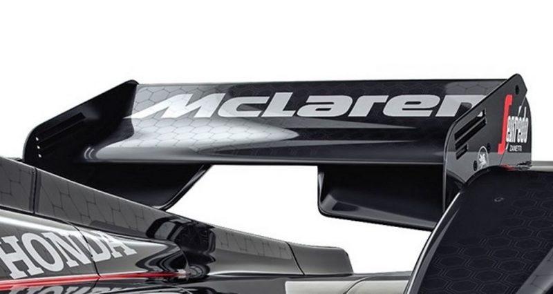 McLaren MP4-X 27