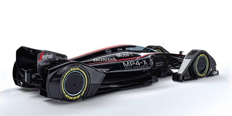 McLaren MP4-X  29