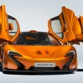 McLaren Wraps P1 Production with Painted Stunner, MSO Now Creating Full-Carbon Example