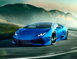 NOVITEC TORADO Reveals New Lambo HURACAN N-LARGO Widebody with 860HP