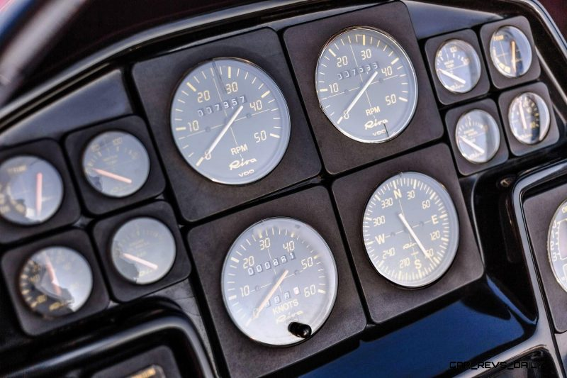 RM Sotheby's 1990 RIVA Ferrari 32 Speedboat 12