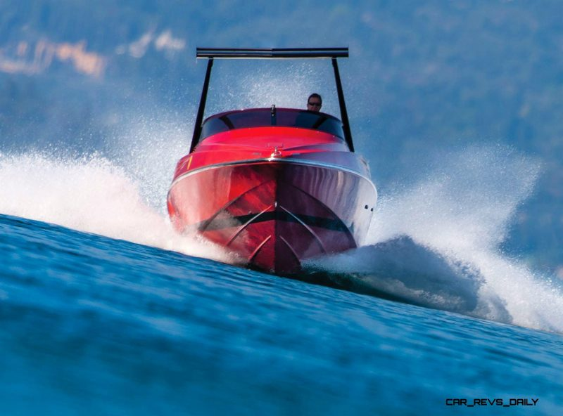 RM Sotheby's 1990 RIVA Ferrari 32 Speedboat 21