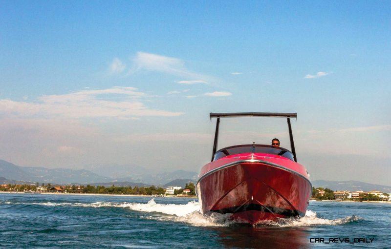 RM Sotheby's 1990 RIVA Ferrari 32 Speedboat 7