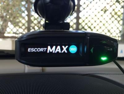 Review - ESCORT Max360 Radar Detector 13