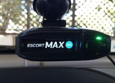 Review - ESCORT Max360 Radar Detector 15