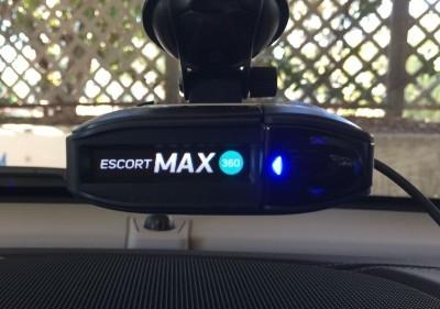 Review - ESCORT Max360 Radar Detector 16