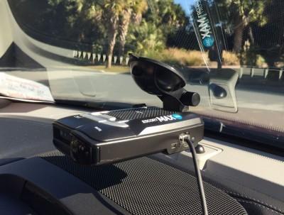 Review - ESCORT Max360 Radar Detector 19