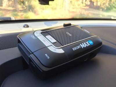 Review - ESCORT Max360 Radar Detector 23