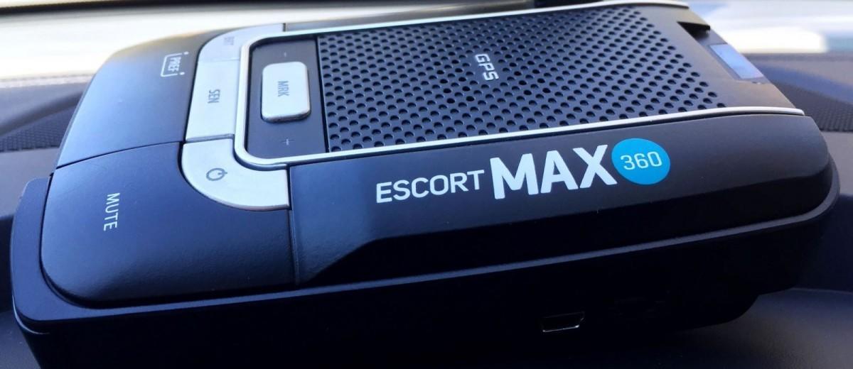 Review - ESCORT Max360 Radar Detector 26