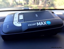 ESCORT Max360 Radar Detector – Test Review + HD Videos!