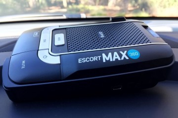 ESCORT Max360 Radar Detector - Test Review + HD Videos!