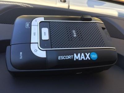 Review - ESCORT Max360 Radar Detector 27