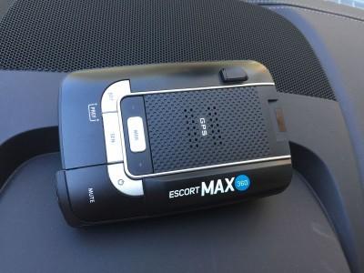 Review - ESCORT Max360 Radar Detector 28