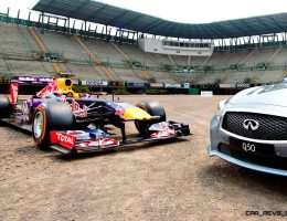 F1 NewsBriefs: INFINITI and Red Bull Are Dunzo; Texas 2016 GP On Hold in Contract Dispute