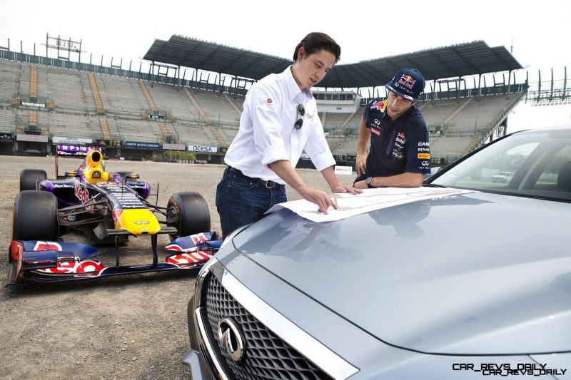 Daniel Ricciardo becomes first Formula One driver to sample new