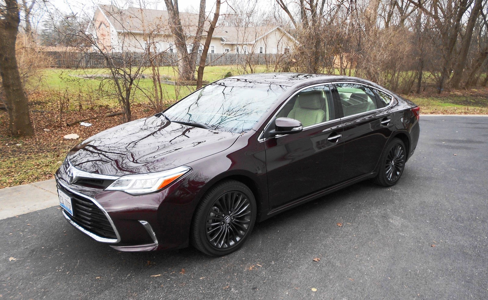 Road Test Review 2016 Toyota Avalon Touring 1