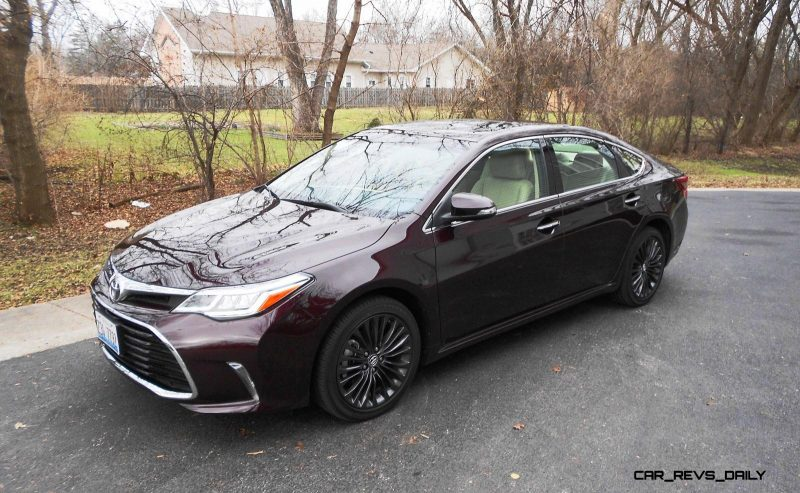 Road Test Review - 2016 Toyota AVALON Touring 1