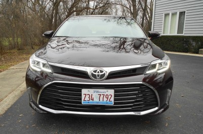Road Test Review - 2016 Toyota AVALON Touring 2