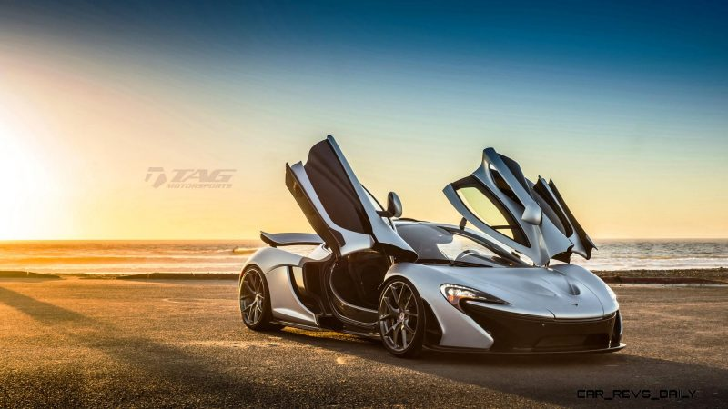 TAG Motorsports 2015 McLaren P1 HRE P101 Alloys 1