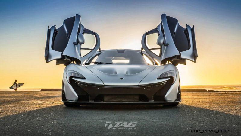 TAG Motorsports 2015 McLaren P1 HRE P101 Alloys 14