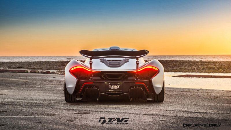TAG Motorsports 2015 McLaren P1 HRE P101 Alloys 2