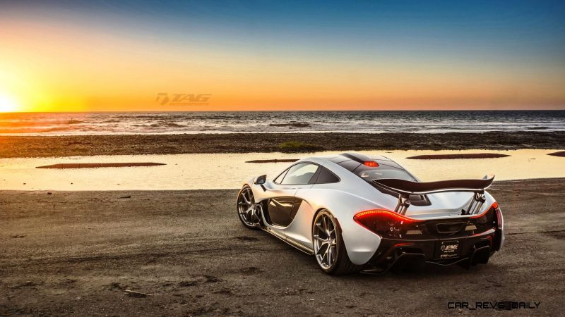 TAG Motorsports 2015 McLaren P1 HRE P101 Alloys 20