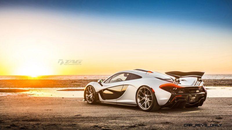 TAG Motorsports 2015 McLaren P1 HRE P101 Alloys 3
