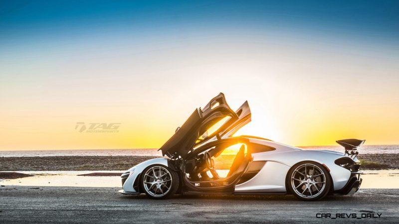 TAG Motorsports 2015 McLaren P1 HRE P101 Alloys 5