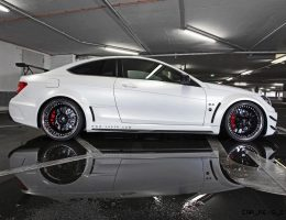 217MPH, 756HP 2014 VÄTH CLK63 AMG Black Series Is Still Devastatingly Rapid