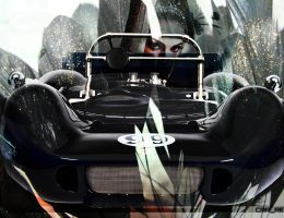 Meet the Original Black Swan: The McLaren M1
