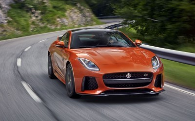 2017 Jaguar F-TYPE SVR 10
