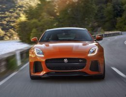 Off The Chain! 3.5s, 200MPH 2017 Jaguar F-TYPE SVR – 60 New Images, Tech Specs and Pricing Revealed