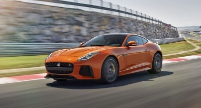 2017 Jaguar F-TYPE SVR 14