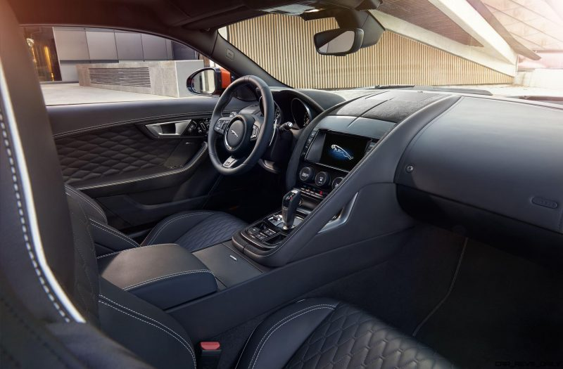 2017 Jaguar F-TYPE SVR 16
