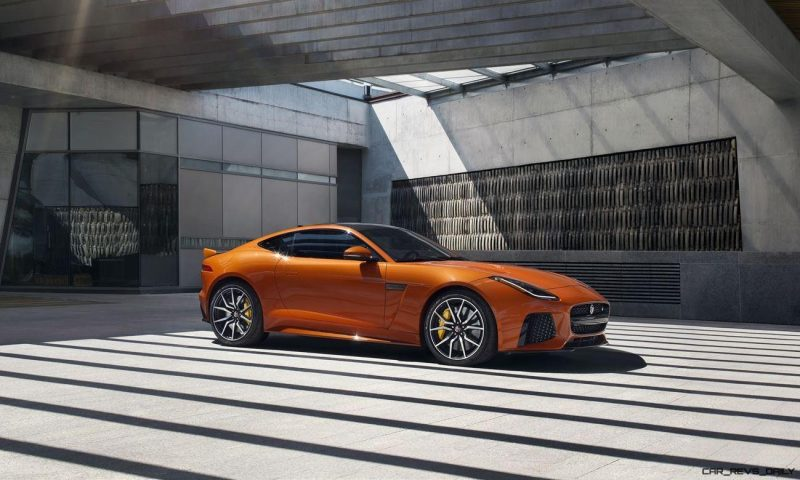 2017 Jaguar F-TYPE SVR 2