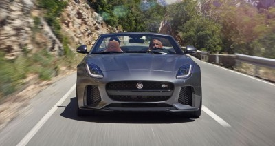 2017 Jaguar F-TYPE SVR 20