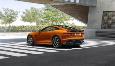 2017 Jaguar F-TYPE SVR 3