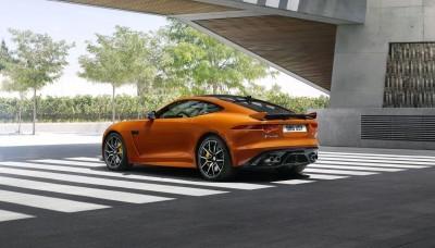 2017 Jaguar F-TYPE SVR 3