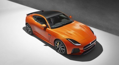 2017 Jaguar F-TYPE SVR 38