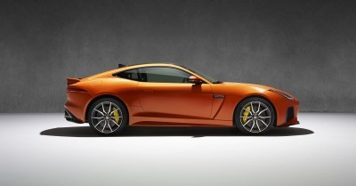 2017 Jaguar F-TYPE SVR 39