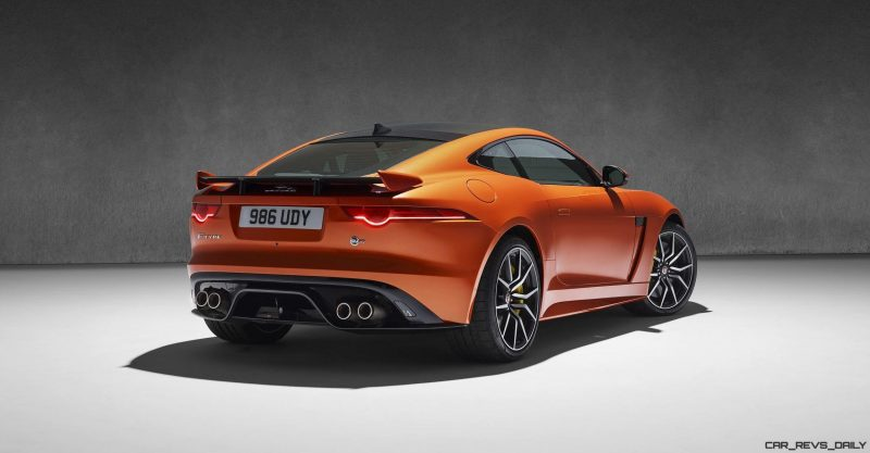 2017 Jaguar F-TYPE SVR 40