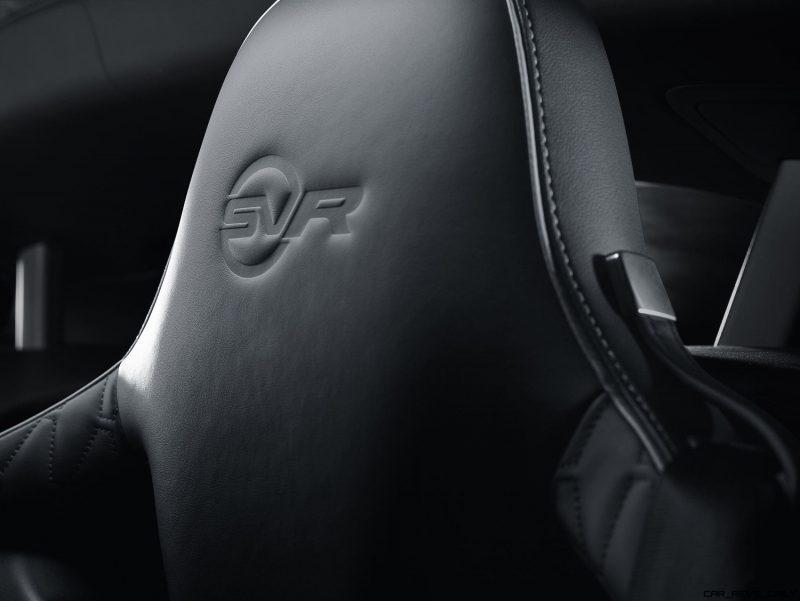 2017 Jaguar F-TYPE SVR 43