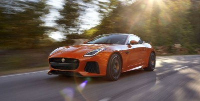 2017 Jaguar F-TYPE SVR 6