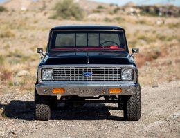 Mecum Kissimmee 2016 – 1972 Chevrolet CHEYENNE Super Pickup